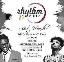 Rhythm and Wine 6th Edition