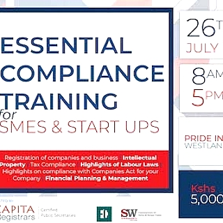Essential Compliance for SMEs and Start Ups July Edition