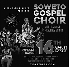 Soweto Gospel Choir - Live In Nairobi