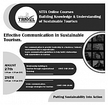 Sustainable Tourism Online Training for Communication