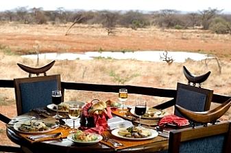 Luxury Safari at Samburu Sopa