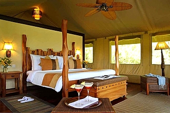 Getaway to Sarova Mara Game Camp