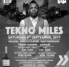 The Wave With Tekno Miles