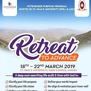 Retreat To Advance
