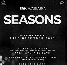 Eric Wainaina Seasons