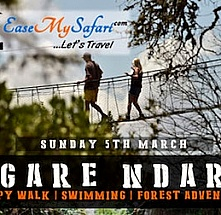 Ngare Ndare: Canopy Walk, Natural Pool Swimming and Indigenous Forest Adventure