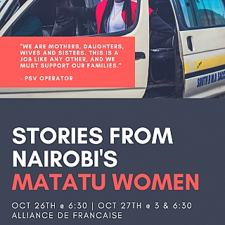 Stories from Nairobi Matatu Women