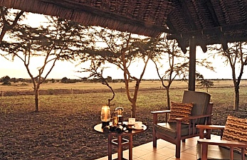 3 Days Flight Package at Sweetwaters Serena Camp