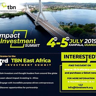 Impact Investment Summit 2019 (Kenyan Tickets)
