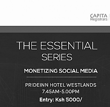 The Essential Series: Monetizing Social Media