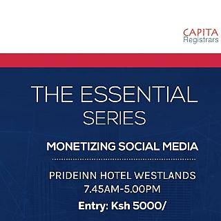 The Essential Series: Monetizing Social Media