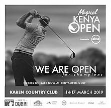 2019 Magical Kenya Open