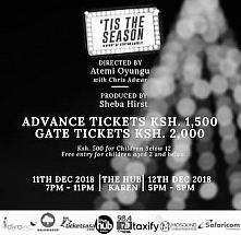 TIS THE SEASON: A NIGHT OF KENYAN CAROLS 2018
