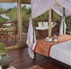 Bush Safari to Ashnil Mara