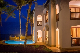 Luxurious Beach Retreat at Silver Palm Spa and Resort