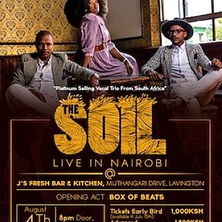 The SOIL Live in Nairobi