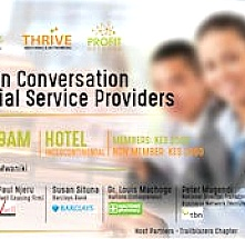 Thrive: An Open Conversation with Financial Service Providers