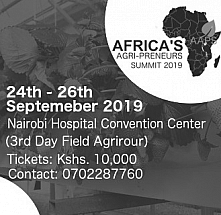 AFRICAS AGRIPRENEURS SUMMIT 2019
