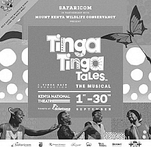 Tinga Tinga Tales The Musical 2018