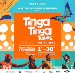 Tinga Tinga Tales The Musical 2018