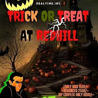Trick or Treat at Redhill