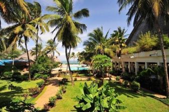 Beach Vacation at The Reef Mombasa