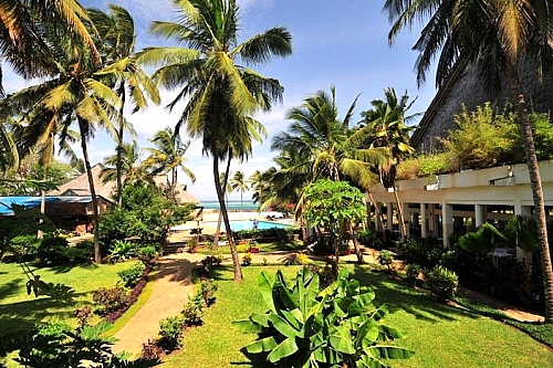 Beach Vacation at The Reef Mombasa