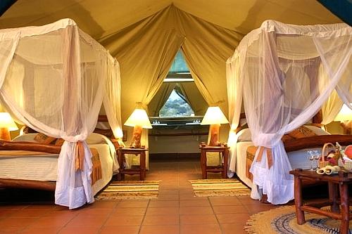 Safari Getaway to Mbuzi Mawe Tented Camp