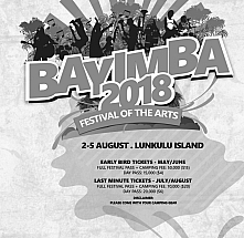 BAYIMBA INTERNATIONAL FESTIVAL – 2018