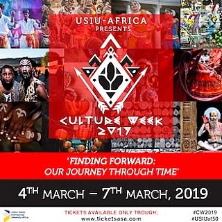 USIU AFRICA CULTURE CONCERT NIGHT 2019