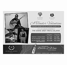 A Tender Valentine by Jacaranda Hotel