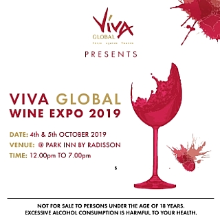 Viva Global Wine Expo 2019