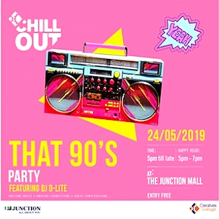 Chill Out: that 90s Party