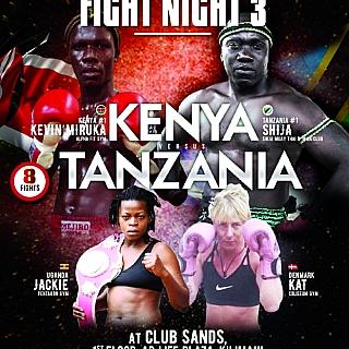 Muay Thai Fight Night 3