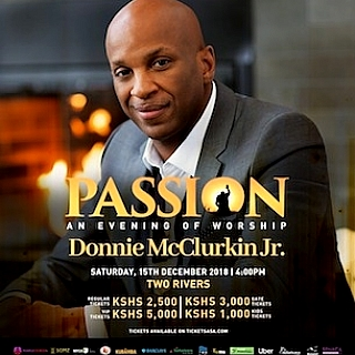 Passion: An Evening of Worship: Donnie McClurkin Jr