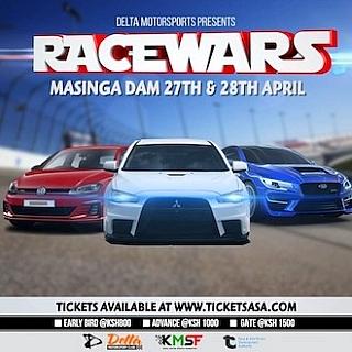 Race Wars - Masinga