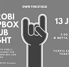 Nairobi SoapBox Club Night