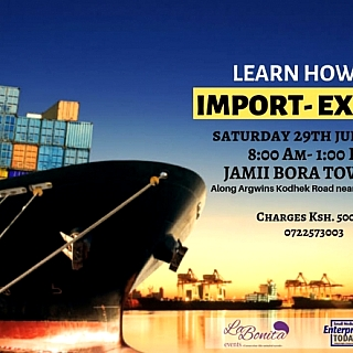 IMPORT AND EXPORT TRAINING