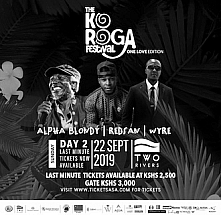 DAY 2: The 27th Edition of The Koroga Festival