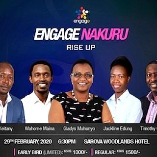 Engage Nakuru: Rise Up
