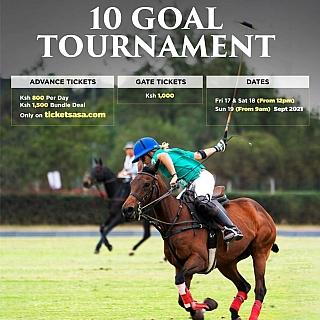 10 Goal Tournament