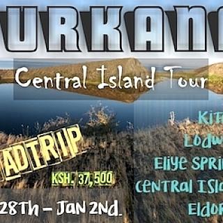 Turkana Central Island Tour