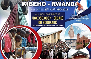 Holy Land of Mother Africa Pilgrimage (KIBEHO - RWANDA)