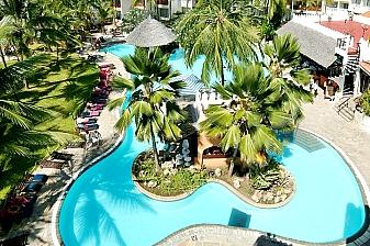 Easter Holiday at Bamburi Beach Hotel