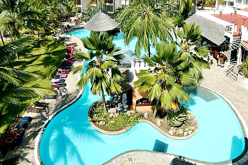 Easter Holiday at Bamburi Beach Hotel