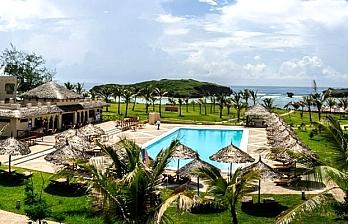 4 Days Beach Getaway to Seven Islands Resort Watamu