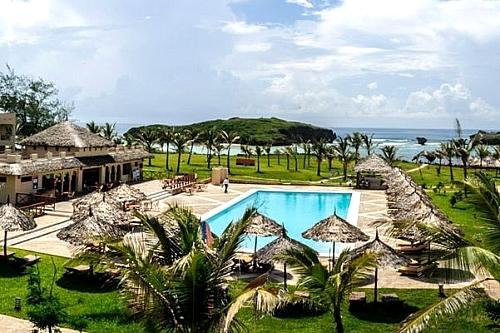 Beach Getaway to Seven Islands Resort Watamu