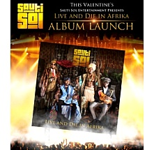 Live and Die in Afrika Album Launch Concert