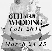 6th Almuslimah Wedding Fair 2018