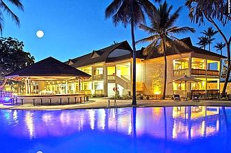 Travel Offer to Amani Tiwi Beach Resort